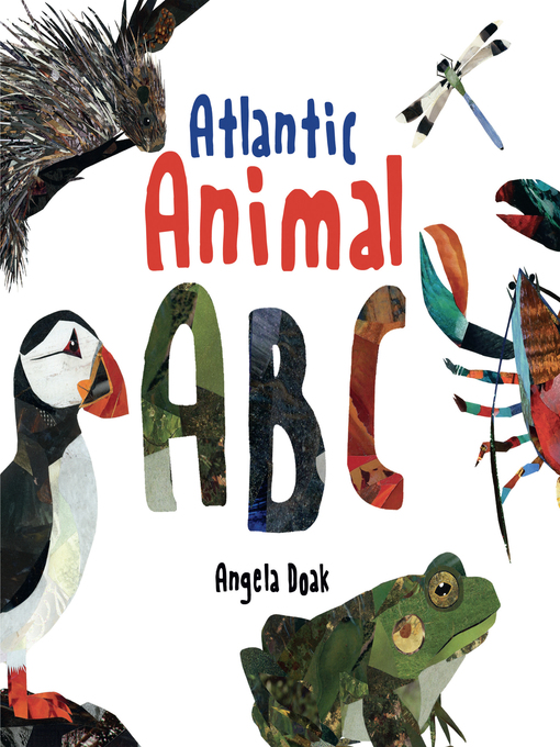 Title details for Atlantic Animal ABC by Angela Doak - Available