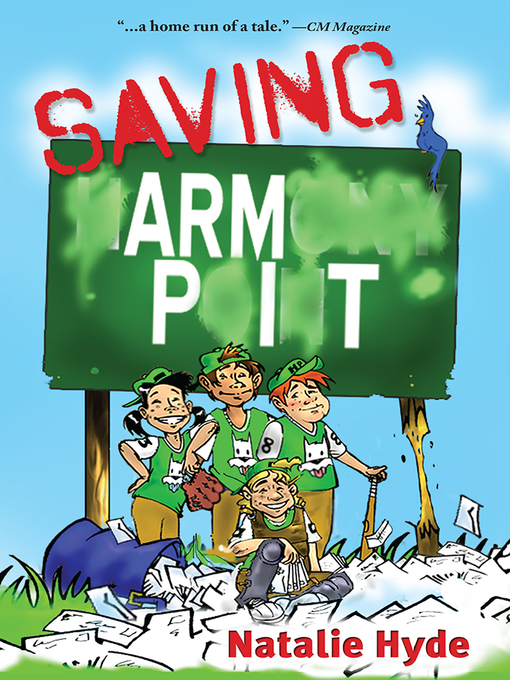 Title details for Saving Arm Pit by Natalie Hyde - Available