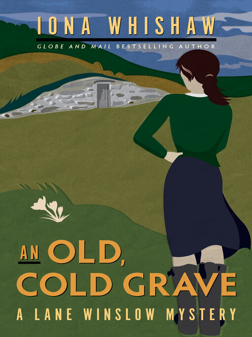 Title details for An Old, Cold Grave by Iona Whishaw - Wait list