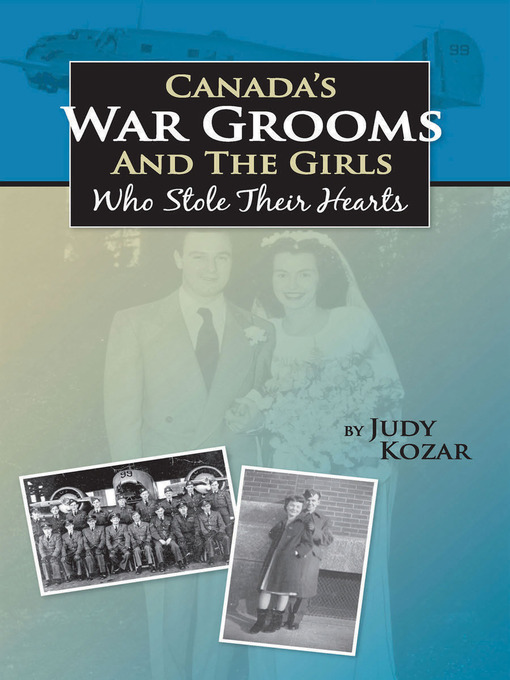 Cover of Canada's War Grooms