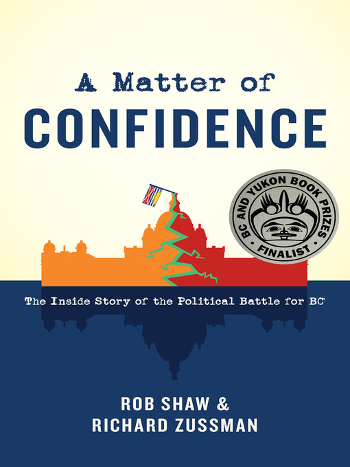 Title details for A Matter of Confidence by Rob Shaw - Available