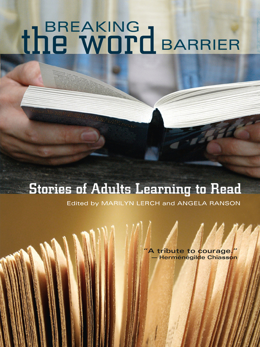 Cover of Breaking the Word Barrier