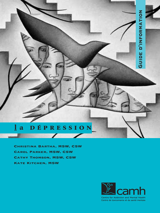 Cover of La dépression