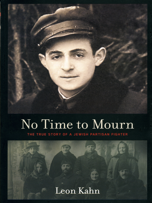 Cover of No Time to Mourn