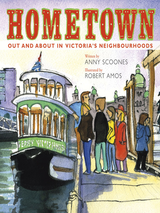 Title details for Hometown by Anny Scoones - Wait list