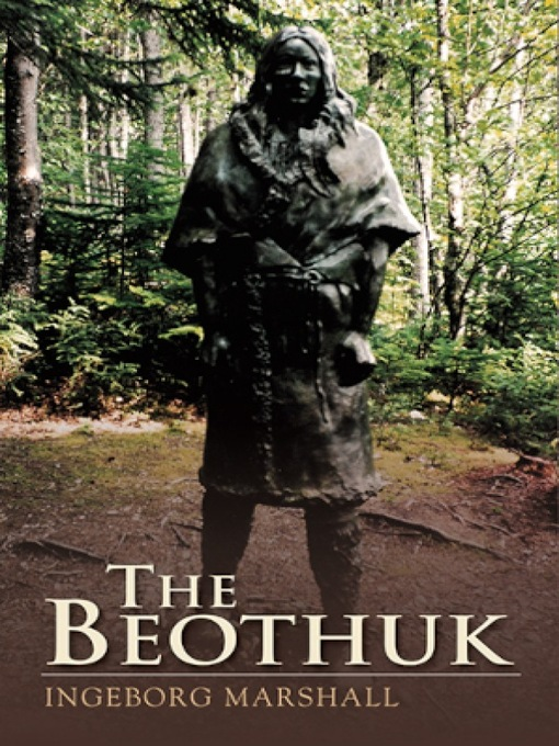 Cover image for The Beothuk
