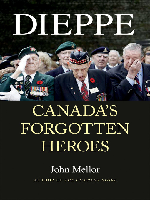 Title details for Dieppe by John Mellor - Available