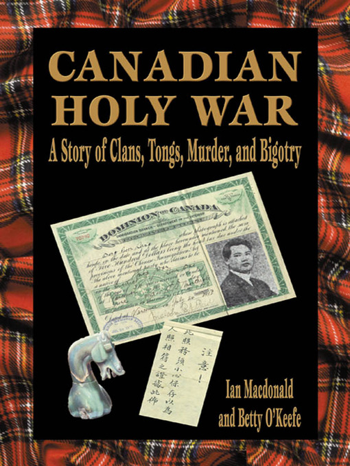 Cover of Canadian Holy War