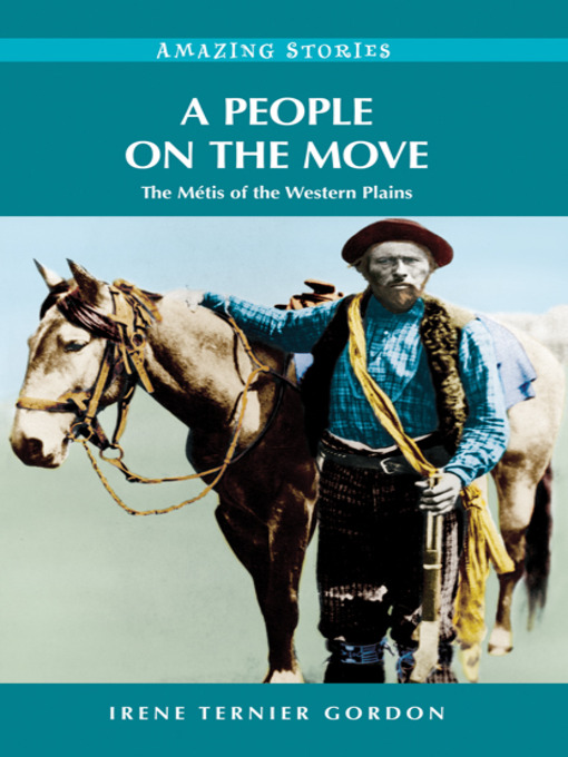 Cover of A People on the Move
