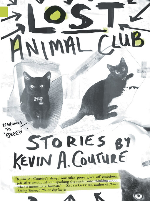 Cover of Lost Animal Club