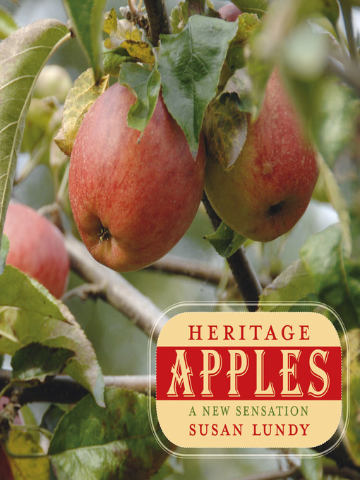 Title details for Heritage Apples by Susan Lundy - Available