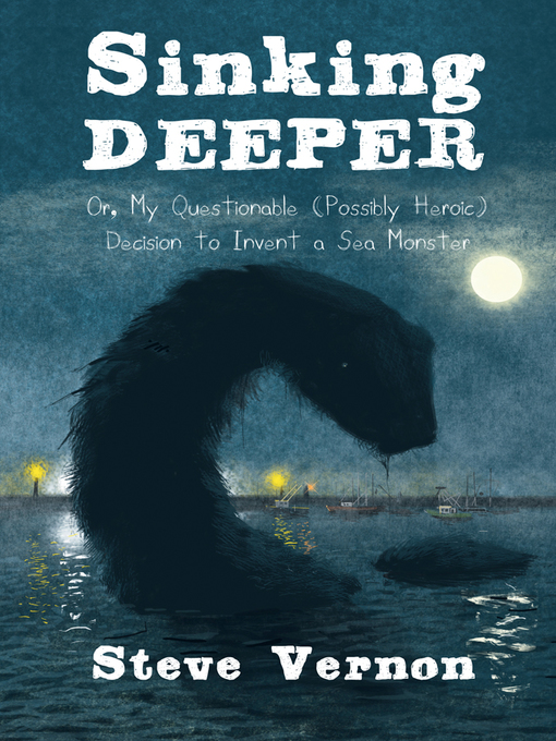 Title details for Sinking Deeper by Steve Vernon - Available