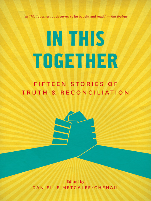 Title details for In This Together by Danielle Metcalfe-Chenail - Available