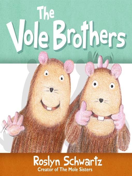 Cover of The Vole Brothers