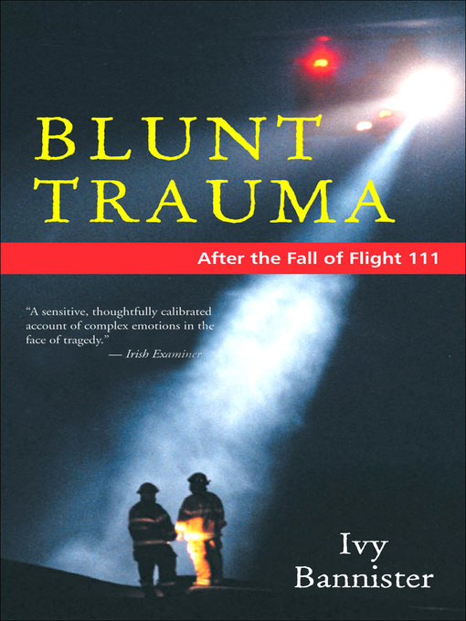Cover of Blunt Trauma