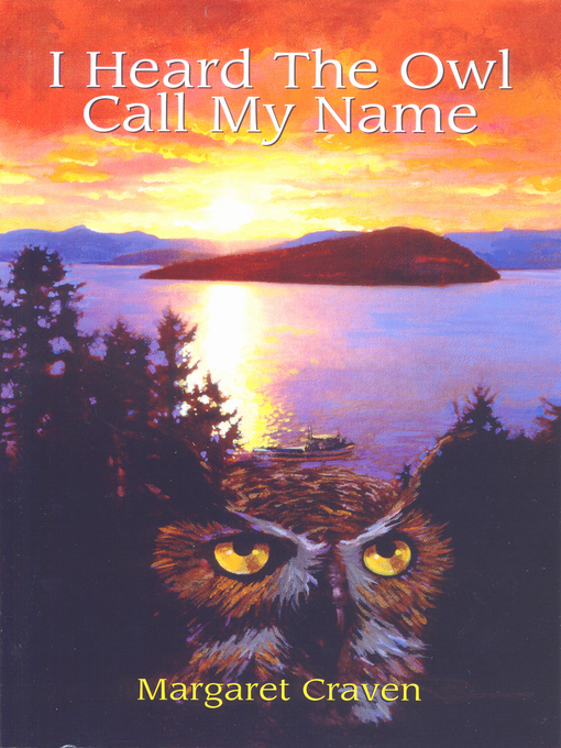 Cover of I Heard the Owl Call My Name