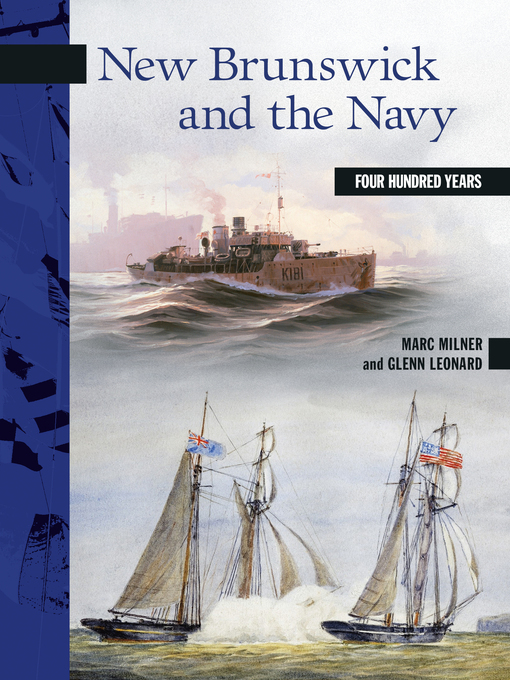 Title details for New Brunswick and the Navy by Marc Milner - Wait list