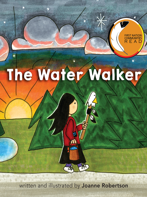 Title details for The Water Walker by Joanne Robertson - Available
