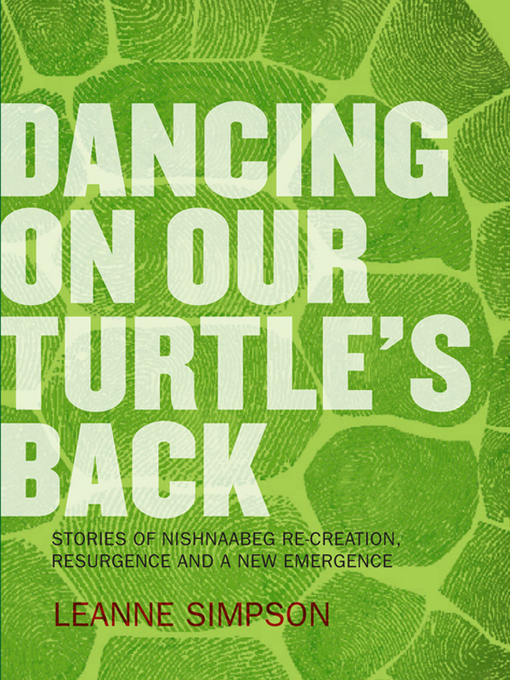 Cover of Dancing on Our Turtle's Back