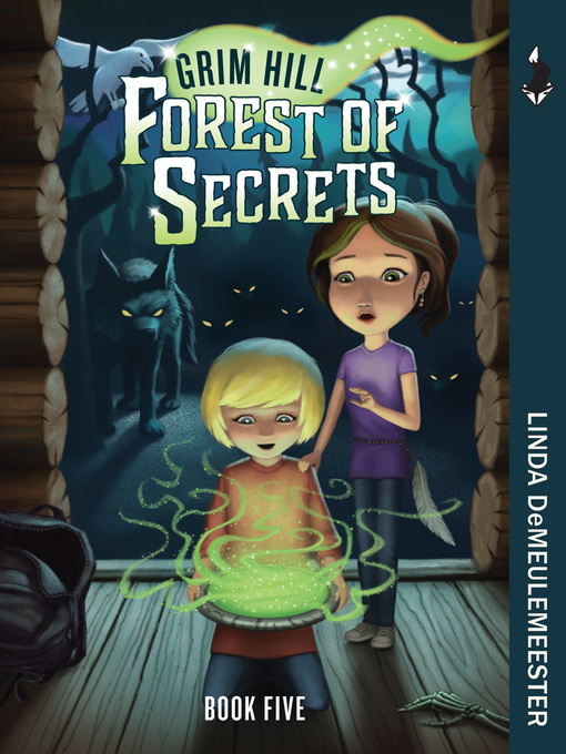 Cover of Forest of Secrets