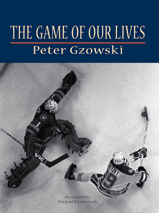 Cover of The Game of Our Lives