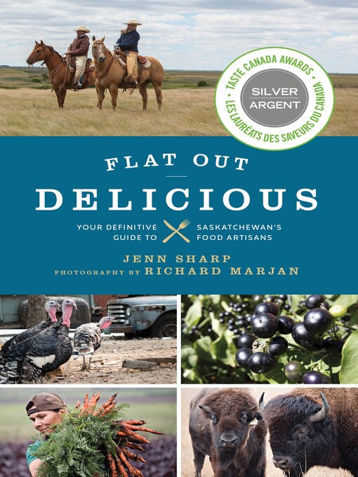 Title details for Flat Out Delicious by Jenn Sharp - Available