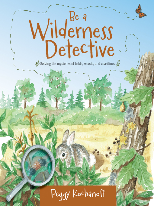 Cover of Be a Wilderness Detective