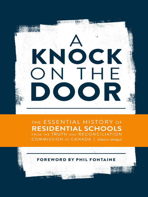 Title details for A Knock on the Door by Phil FontaineAimée Craft - Wait list
