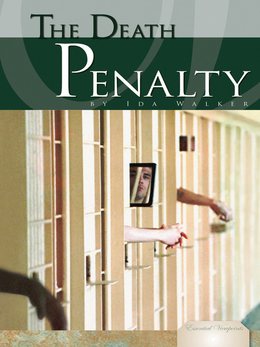 a discussion of death penalty