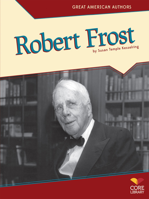 the literary influences and works of robert frost