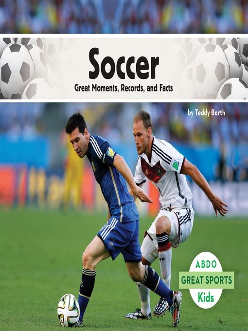 Cover of Soccer