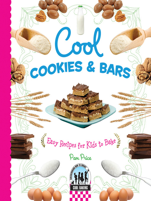 Title details for Cool Cookies & Bars by Pam Price - Available