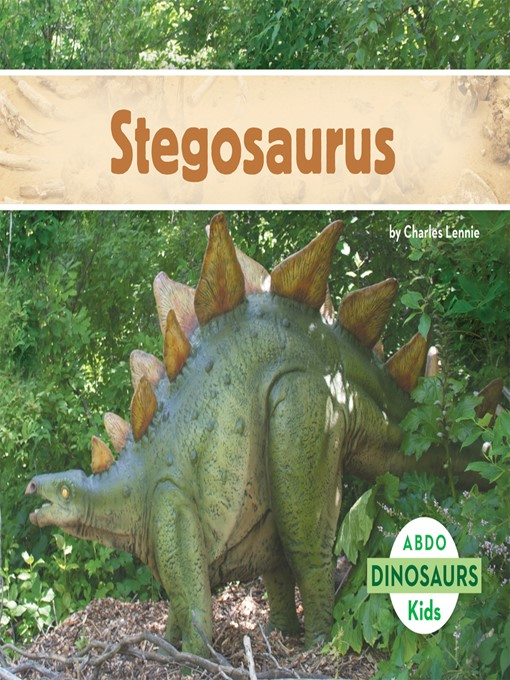 Title details for Stegosaurus by Charles Lennie - Available
