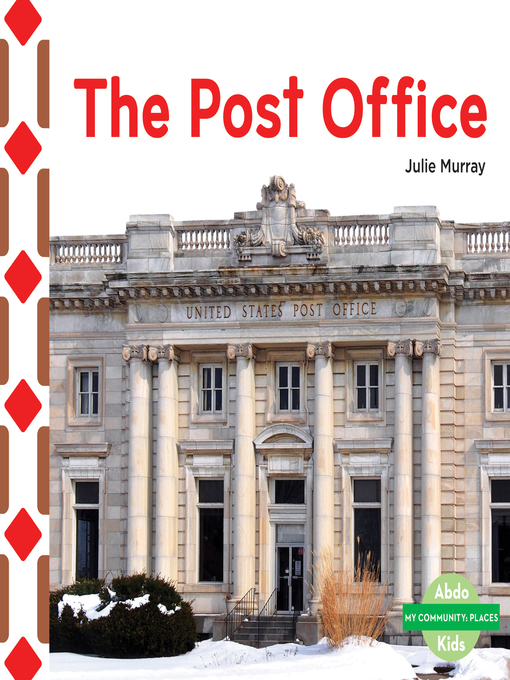 Title details for Post Office by Julie Murray - Wait list