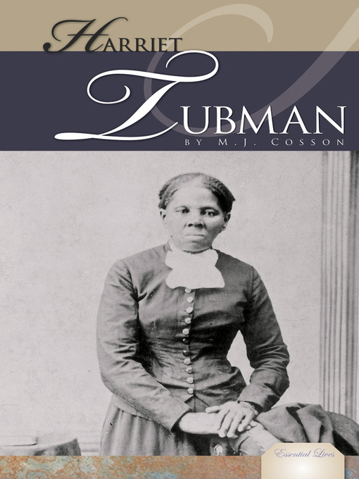 Cover of Harriet Tubman