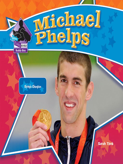 Title details for Michael Phelps by Sarah Tieck - Available