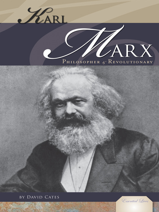 the life and philosophies of karl marx Karl marx's thought is wide-ranging and has had a massive influence in, especially, philosophy and sociology marx is best known for his two unsparing critiques of capitalism the first of these critiques maintains that capitalism is essentially alienating.