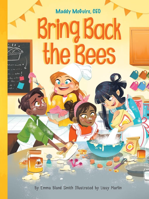 Title details for Bring Back the Bees by Emma Bland Smith - Wait list