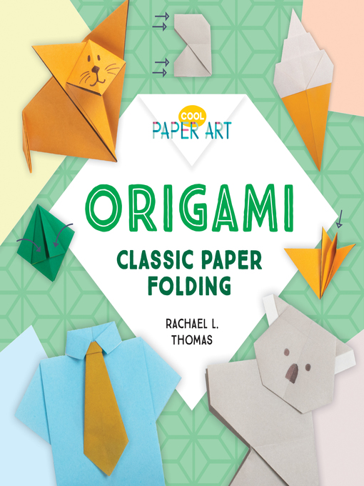 Title details for Origami by Rachael L. Thomas - Available