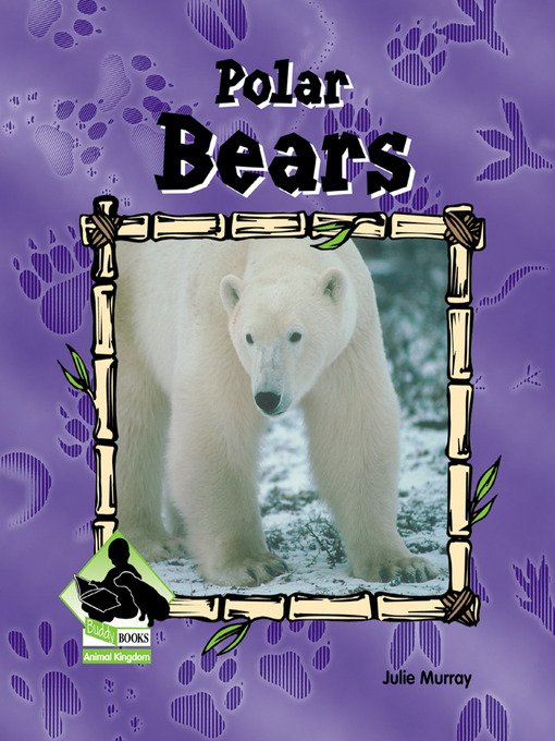 the physical characteristics behavior and habitat of the polar bear Physical characteristics skull, as illustrated by n n kondakov oil and gas development in polar bear habitat can affect the bears in a variety of ways.