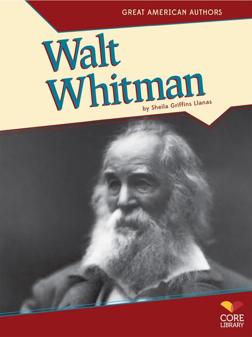 the life and work of walt whitman