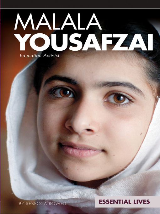 Title details for Malala Yousafzai by Rebecca Rowell - Available