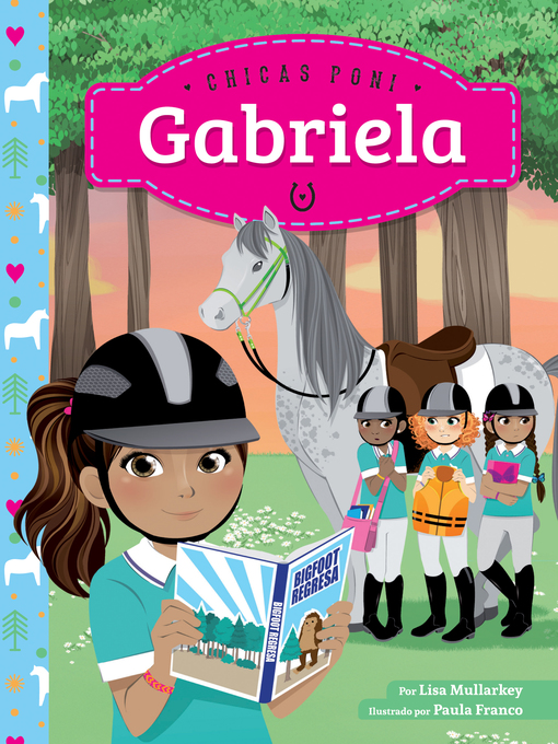 Title details for Gabriela by Lisa Mullarkey - Available