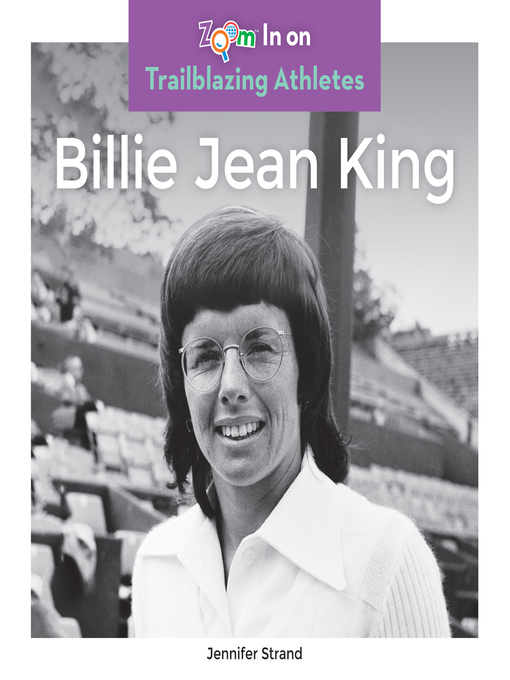 the life and times of billie jean king
