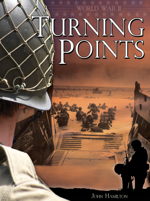 was world war 1 a major turning point in history History is all about argument, and the issue of when the turning point of the war was stimulated a lively debate about the relative importance of key moments in the conflict in my judgment the turning point of the war occurred on october 16, 1941.