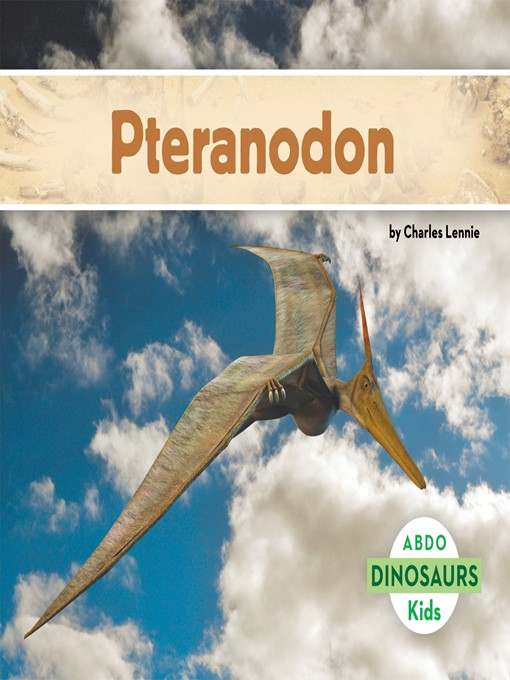 Title details for Pteranodon by Charles Lennie - Wait list