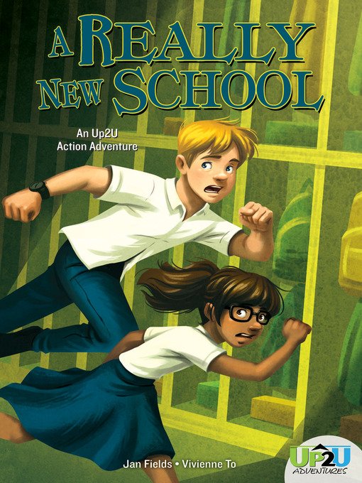 Title details for A Really New School by Jan Fields - Available
