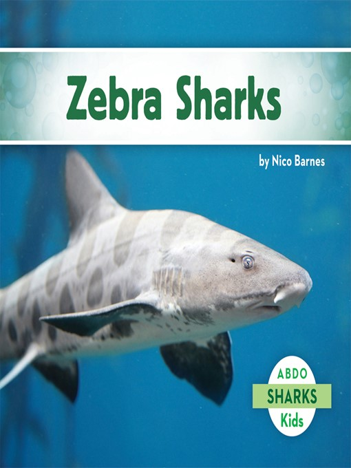 Title details for Zebra Sharks by Nico Barnes - Wait list