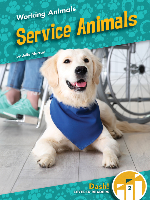 Title details for Service Animals by Julie Murray - Available