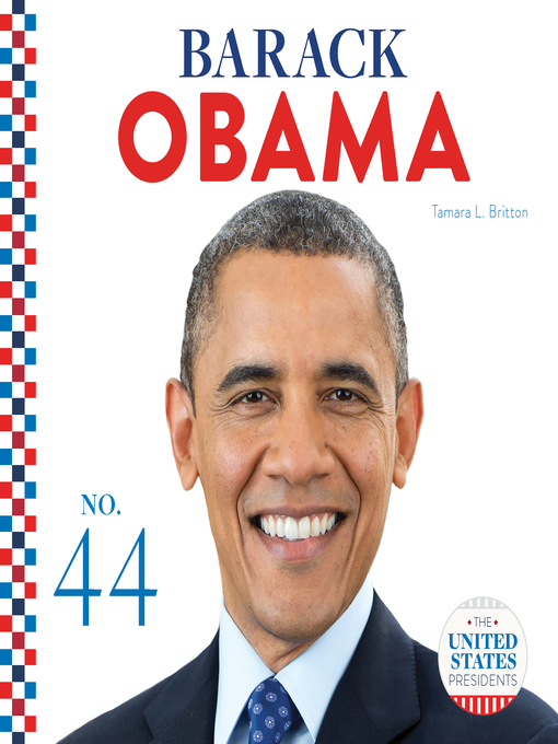 Title details for Barack Obama by Tamara L. Britton - Available
